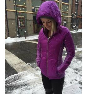 Lululemon down for a run jacket 6